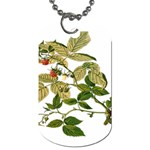 Berries Berry Food Fruit Herbal Dog Tag (One Side) Front