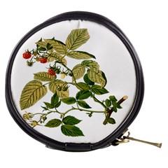 Berries Berry Food Fruit Herbal Mini Makeup Bags