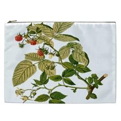 Berries Berry Food Fruit Herbal Cosmetic Bag (xxl)