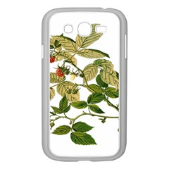 Berries Berry Food Fruit Herbal Samsung Galaxy Grand Duos I9082 Case (white)