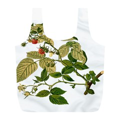 Berries Berry Food Fruit Herbal Full Print Recycle Bags (l)