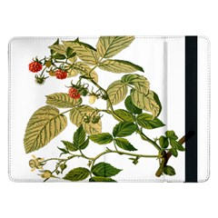 Berries Berry Food Fruit Herbal Samsung Galaxy Tab Pro 12 2  Flip Case
