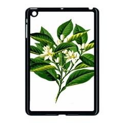 Bitter Branch Citrus Edible Floral Apple Ipad Mini Case (black)
