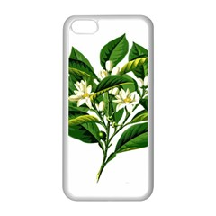 Bitter Branch Citrus Edible Floral Apple Iphone 5c Seamless Case (white)