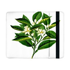 Bitter Branch Citrus Edible Floral Samsung Galaxy Tab Pro 8 4  Flip Case