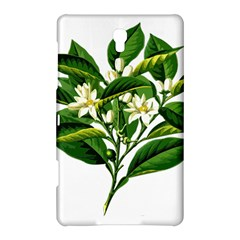 Bitter Branch Citrus Edible Floral Samsung Galaxy Tab S (8 4 ) Hardshell Case