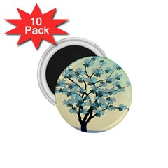 Branches Field Flora Forest Fruits 1 75  Magnets (10 Pack)