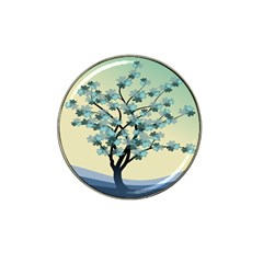 Branches Field Flora Forest Fruits Hat Clip Ball Marker (4 Pack)
