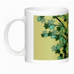 Branches Field Flora Forest Fruits Night Luminous Mugs