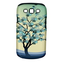 Branches Field Flora Forest Fruits Samsung Galaxy S Iii Classic Hardshell Case (pc+silicone)