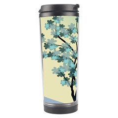 Branches Field Flora Forest Fruits Travel Tumbler