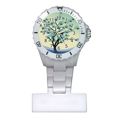Branches Field Flora Forest Fruits Plastic Nurses Watch