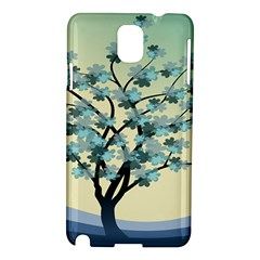 Branches Field Flora Forest Fruits Samsung Galaxy Note 3 N9005 Hardshell Case