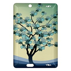 Branches Field Flora Forest Fruits Amazon Kindle Fire Hd (2013) Hardshell Case