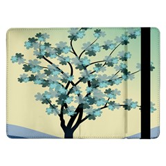 Branches Field Flora Forest Fruits Samsung Galaxy Tab Pro 12 2  Flip Case