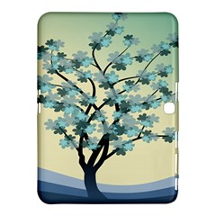 Branches Field Flora Forest Fruits Samsung Galaxy Tab 4 (10 1 ) Hardshell Case