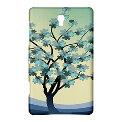 Branches Field Flora Forest Fruits Samsung Galaxy Tab S (8 4 ) Hardshell Case