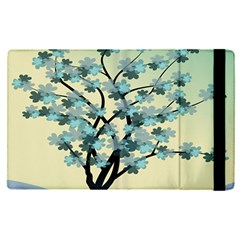 Branches Field Flora Forest Fruits Apple Ipad Pro 9 7   Flip Case