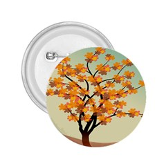 Branches Field Flora Forest Fruits 2 25  Buttons