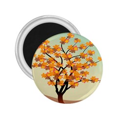 Branches Field Flora Forest Fruits 2 25  Magnets