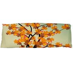 Branches Field Flora Forest Fruits Body Pillow Case (dakimakura)