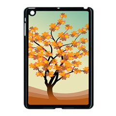 Branches Field Flora Forest Fruits Apple Ipad Mini Case (black)