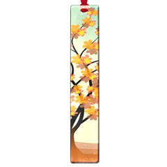 Branches Field Flora Forest Fruits Large Book Marks
