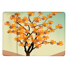Branches Field Flora Forest Fruits Samsung Galaxy Tab 10 1  P7500 Flip Case