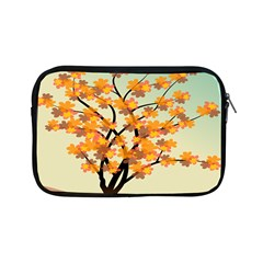 Branches Field Flora Forest Fruits Apple Ipad Mini Zipper Cases