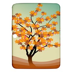 Branches Field Flora Forest Fruits Samsung Galaxy Tab 3 (10 1 ) P5200 Hardshell Case