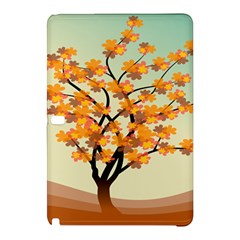 Branches Field Flora Forest Fruits Samsung Galaxy Tab Pro 10 1 Hardshell Case