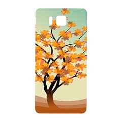 Branches Field Flora Forest Fruits Samsung Galaxy Alpha Hardshell Back Case