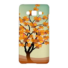 Branches Field Flora Forest Fruits Samsung Galaxy A5 Hardshell Case