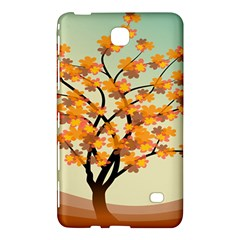 Branches Field Flora Forest Fruits Samsung Galaxy Tab 4 (7 ) Hardshell Case