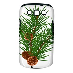 Branch Floral Green Nature Pine Samsung Galaxy S Iii Classic Hardshell Case (pc+silicone)
