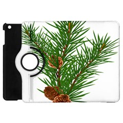 Branch Floral Green Nature Pine Apple Ipad Mini Flip 360 Case
