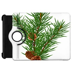 Branch Floral Green Nature Pine Kindle Fire Hd 7