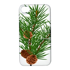 Branch Floral Green Nature Pine Apple Iphone 4/4s Hardshell Case With Stand