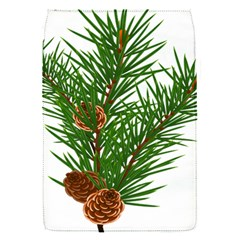 Branch Floral Green Nature Pine Flap Covers (s)