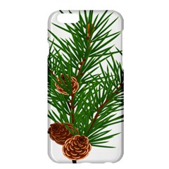 Branch Floral Green Nature Pine Apple Iphone 6 Plus/6s Plus Hardshell Case