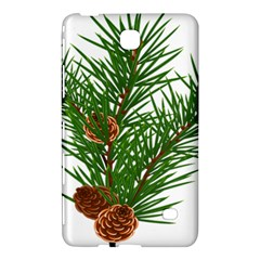 Branch Floral Green Nature Pine Samsung Galaxy Tab 4 (8 ) Hardshell Case