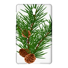Branch Floral Green Nature Pine Samsung Galaxy Tab S (8 4 ) Hardshell Case