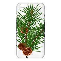 Branch Floral Green Nature Pine Iphone 6 Plus/6s Plus Tpu Case