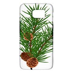 Branch Floral Green Nature Pine Galaxy S6