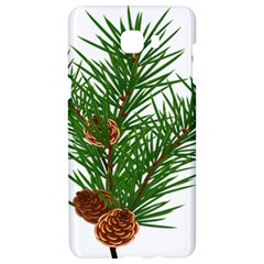 Branch Floral Green Nature Pine Samsung C9 Pro Hardshell Case