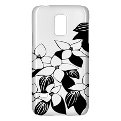 Ecological Floral Flowers Leaf Galaxy S5 Mini