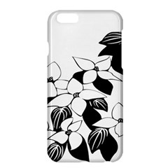 Ecological Floral Flowers Leaf Apple Iphone 6 Plus/6s Plus Hardshell Case