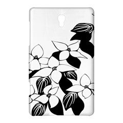 Ecological Floral Flowers Leaf Samsung Galaxy Tab S (8 4 ) Hardshell Case