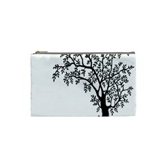 Flowers Landscape Nature Plant Cosmetic Bag (small)