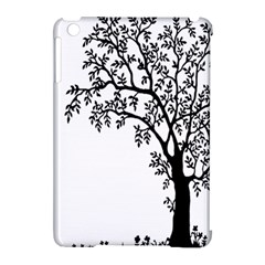 Flowers Landscape Nature Plant Apple Ipad Mini Hardshell Case (compatible With Smart Cover)